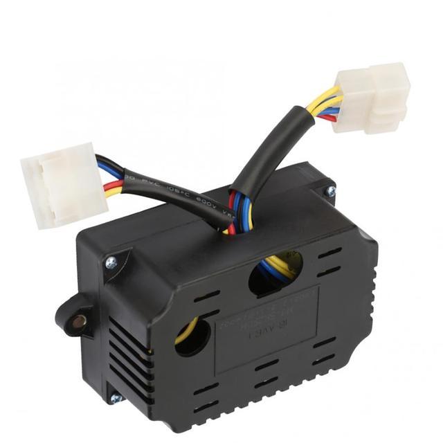 5KW Welding Welder Machine AVR Stabilizer Adjustable AC Voltage Regulator Generator Accessories HJ-5K25DH-1