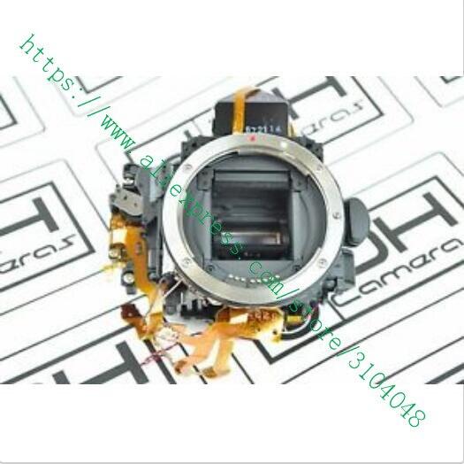 90% Original 70D petit corps principal miroir boîte cadre avec obturateur pour Canon 70D
