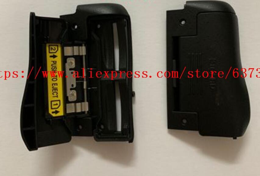 100% originální kryt D600 karty pro Nikon D600 cf kryt D610 SD paměťová karta dveře D610 kryt karty dslr fotoaparát Oprava část
