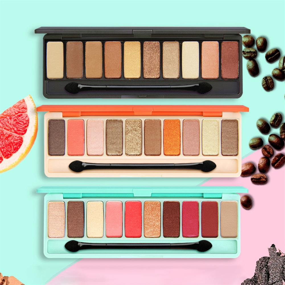 MAANGE Shimmer Fashion 14 Colors Eyeshadow Palette Luxury