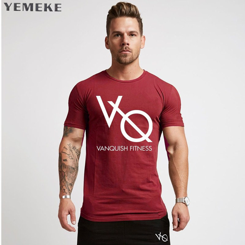 2018 New Brand Mens T-Shirts Summer cotton Short Sleeve T Shirts casual Tee Shirts Male T shirt Homme White black date red