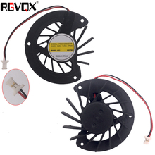 New Laptop Cooling Fan for HP DV4-1000 CQ40 CQ45 For AMD 2pin PN: AD5005HX-RC1 KSB0505HB AB7205HX-GC1 CPU Cooler Radiator