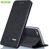 For Xiaomi 5 Case Mofi Water Cube Design Fit All Around Shock Resistant Leather In Moble