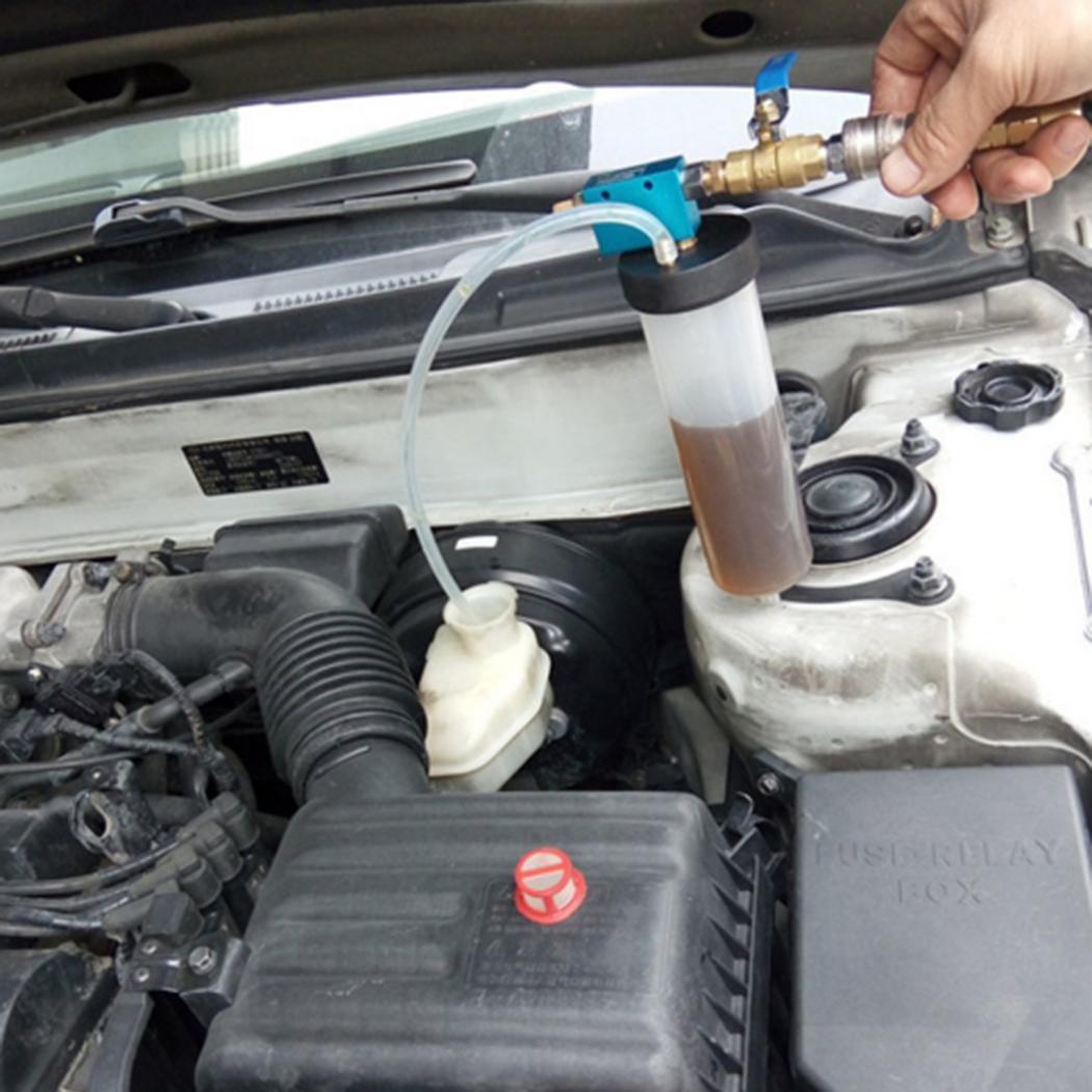 Inteligente Strumento Di Auto Kit Di Fluido Idraulico Geometrica Auto Pompa Di Ricambio Frizione Cambio Olio Freno Vuoto Di Scambio Kit Drenato Auto Accessorie Moderno Ed Elegante Nella Moda