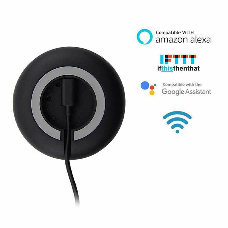 Mini Universal Remote Control Smart IR Voice Remote Control AC TV Infrared Equipment Working With Alexa Google Home Assistant