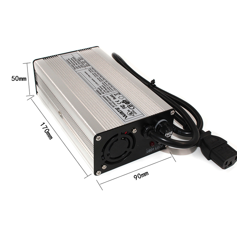 48V 1.8A lead acid battery Charger 48V Lead Acid Negative Pulse Desulfation Battery Charger цены