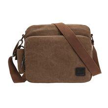 Мужская спортивная сумка холст vintage style портфель, Дорожная сумка
