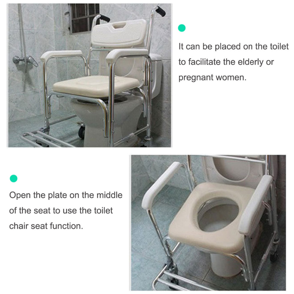 Tcare Multi function Transport Wheelchair Can be Used as Shower ...