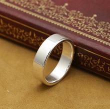 Кольцо из серебра 999 пробы ручной работы, кольцо из настоящего чистого серебра, кольцо унисекс из серебра, ювелирные изделия в подарок