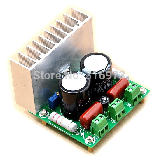 High-Voltage Adjustable Regulator Module Based On TL783