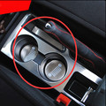 3pcs Stainless Steel car Bottle Cup Decorative Cover for jeep compass patriot car cup cushion