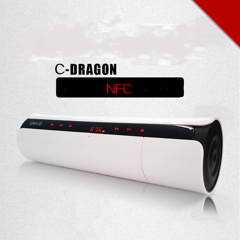 NFc wireless Touch phone computer mini Bluetooth speaker free shipping