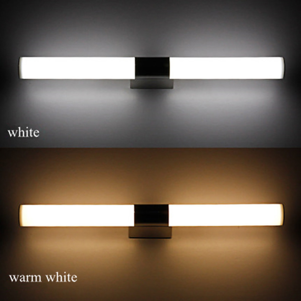 Crystal ledmirror light bubble crystal stainless steel bathroom mirror - 10w 14w Modern Mirror Light Bathroom Wall Lamps Led Wall Mounted Lighting China Mainland
