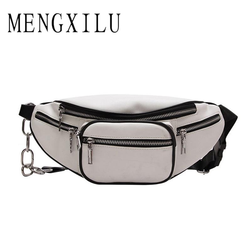 New Bags For Women Waist Bag Female Ladies Purse Waist Bags Belt Women 39 s Belt Female Bag Pack Men Fanny Packs bolsa feminina in Waist Packs from Luggage amp Bags