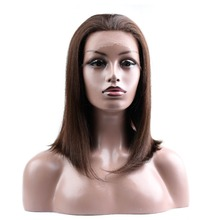 Human Hair Short Bob Wigs For Black Women Brazilian Non Remy Hair Short Lace Front Human Hair Wigs Straight Hair Wigs
