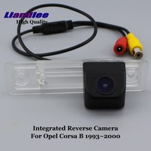Liandlee For Opel Corsa B 1993~2000 Car Rearview Reverse Camera Backup Parking Rear View / Integrated SONY CCD HD