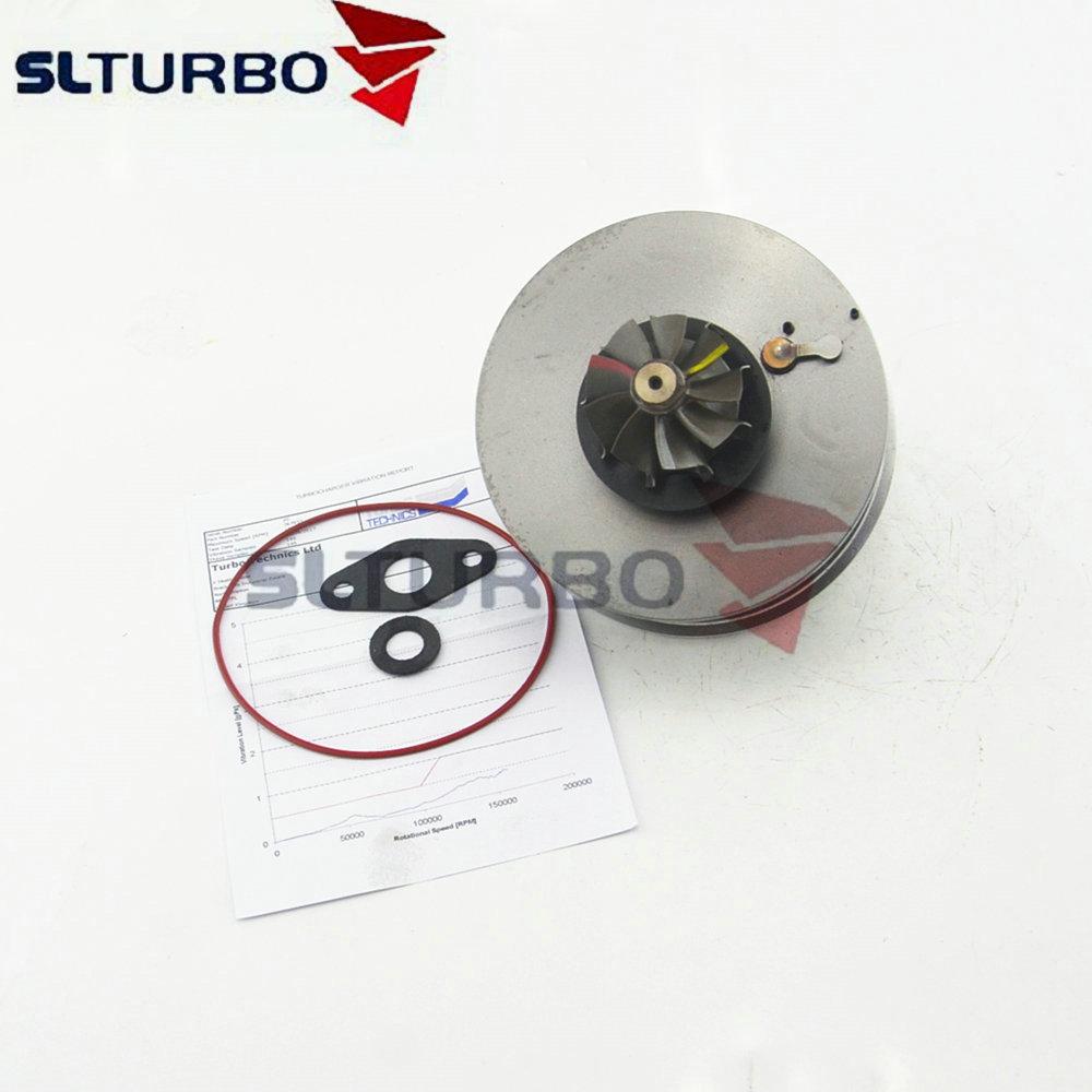 Balanced Turbocharger CHRA 755373-0001 For Opel Signum / Zafira B 1.9 CDTI 74 Kw 101 HP Z19DTL - 767835-5001S Turbine Cartridge