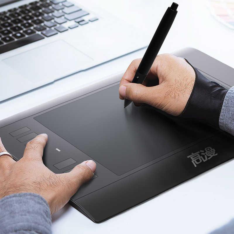 Gaomon 860T 8-Inch Pen Tablet Art Digitale Pad Usb Grafische Tekening Tabletten Met 6 Aanpasbare Toetsen Voor schilderen & Spelen Osu