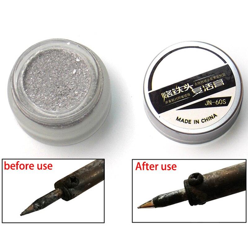 Dessouder la m/èche p/âte de flux de soudure embout kit de bricolage 3 PCS outils de soudure accessoires de fer /à souder