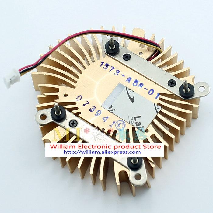 Նոր բնօրինակ MSI սկիպիդար 43 * 43 մմ VGA - Համակարգչային բաղադրիչներ - Լուսանկար 2