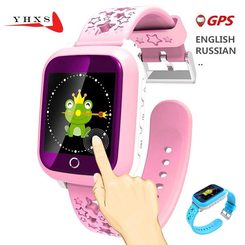 imágenes para IP67 A Prueba de agua Pantalla Táctil Inteligente Dispositivo Localizador GPS WIFI teléfono del Reloj del perseguidor para Bebés Niños Anciano Perdido Anti Monitor PK Q750