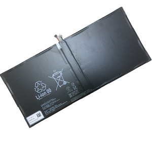 Image 4 - Supstone 6000 Mah Nieuwe LIS2206ERPC Originl Batterij Voor Sony Xperia Tablet Z2 Batterij SGP511 SGP512 SGP521 SGP541 SGP551 3.8V