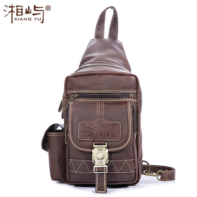 High Quality Vintage Women PVC Chest Backpacks Leather Brand CasualTrendy Waterproof Daypacks for Teenage Girls free