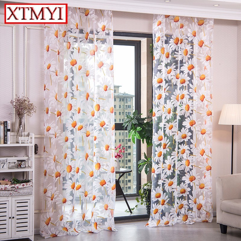 tulle Curtains For The Kitchen Curtain Living Room blinds bedroom Children Room Window Curtain Bed Room style
