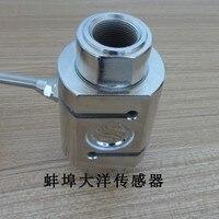 Датчик нагрузки колонны из легированной стали/s-типа тяговое давление 10 T