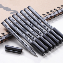STA8050 Waterproof Art Marker Pen Brush for Painting Comics Hook Line Pigma Micron Fineliner Sketching Pens Creative Stationery