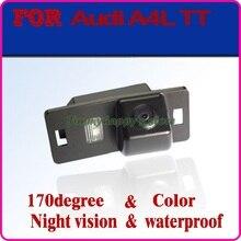 Автомобильная камера заднего вида для sony ccd Hd Ночь цвет Автомобиля Обратный Резервного Копирования камера для AUDI A4L A5 TT