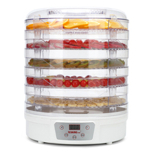 Dried fruit machine timing food Dehydration Air dryer vegetables pet meat Dryer dehydrator commercial dried herbs