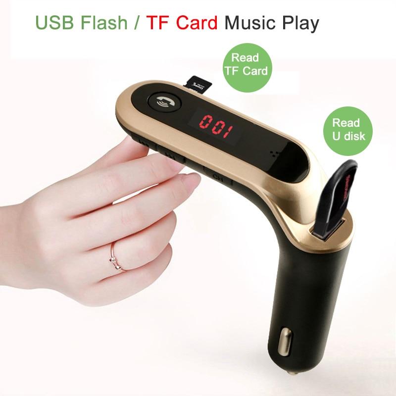 E0140 Bluetooth Car MP3 Player-3