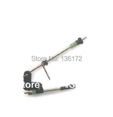 Henglong 3850-3 1:10 R/C Nitro Turbulent Elders truck parts throttle drawbars /bracket arm