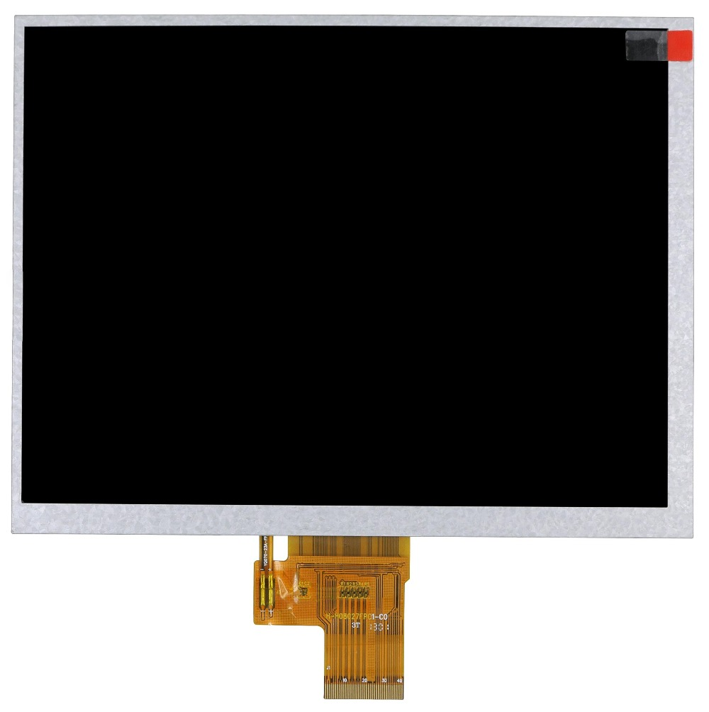 New 8 Inch Replacement LCD Display Screen For Unusual TB-U8X tablet PC Free shipping new display for texet tb 740 lcd replacement free shipping