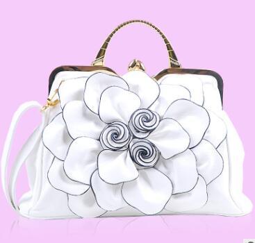 Летающие птицы, модные женские сумки, известные бренды, роскошные женские сумки через плечо, дамская сумка-тоут, Новое поступление, сумка LS4996fb - Цвет: white women tote
