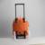 Ombro Mochila Trolley Rodízio Removível Saco de Viagem Ultra-leve