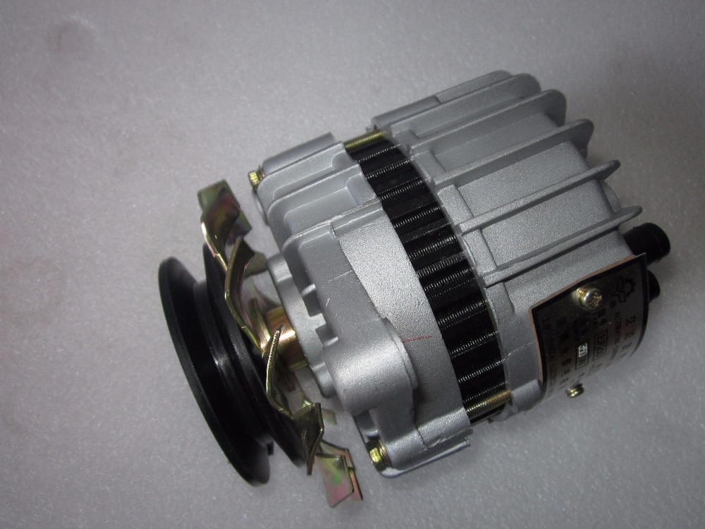 Laidong L380BT/KM385BT the alternator, model: 2JF200, part number: KM385T-12100-2 steven heston l  the heston model and
