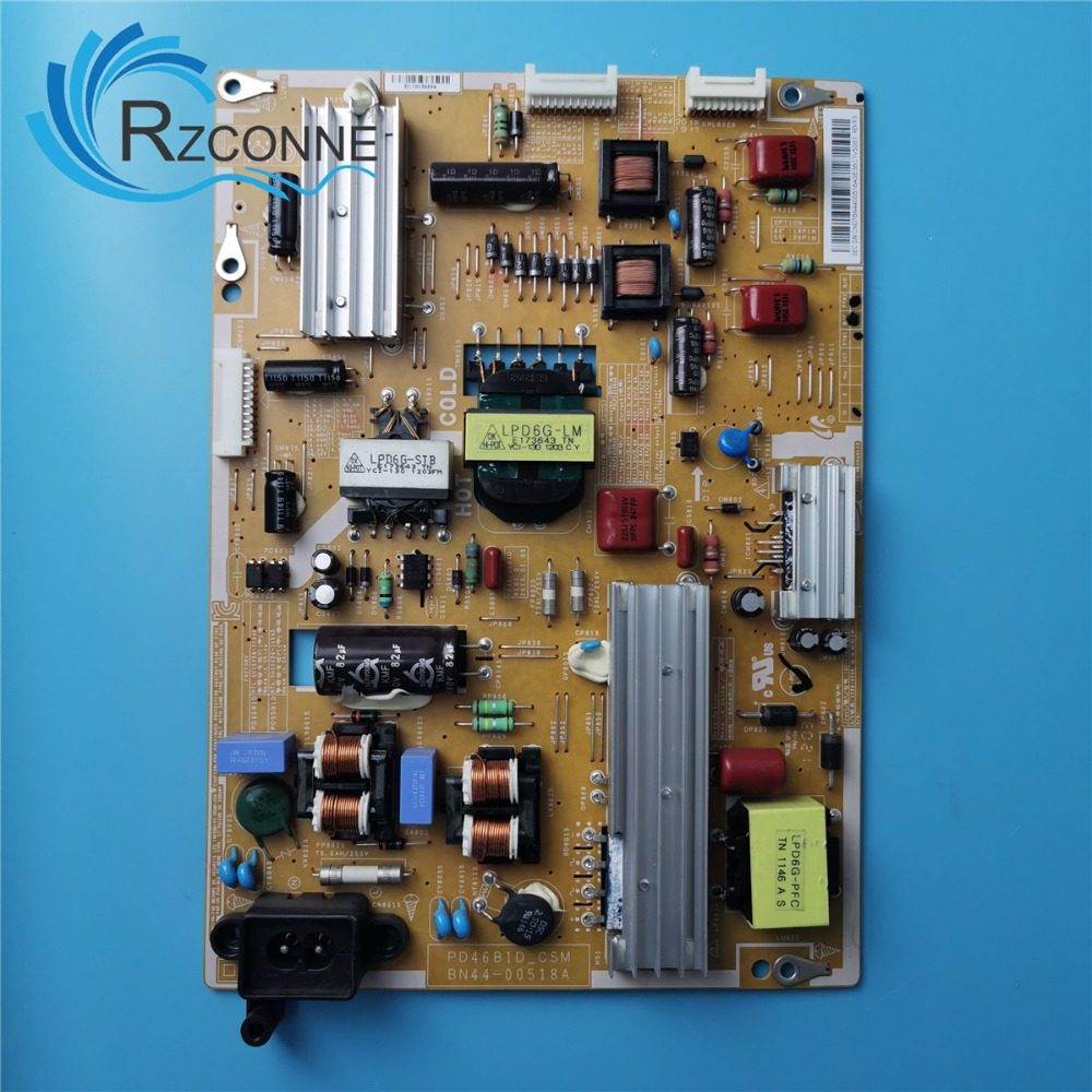 Power Board Card Supply For Samsung TV PD46B1D_CSM BN44-00518A UA40ES6100J UA46ES6100J UE37ES6300U UE37ES6100 UE37ES6200