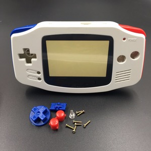 Image 2 - לבן עבור Nintendo Game Boy Advance GBA החלפת דיור פגז מסך