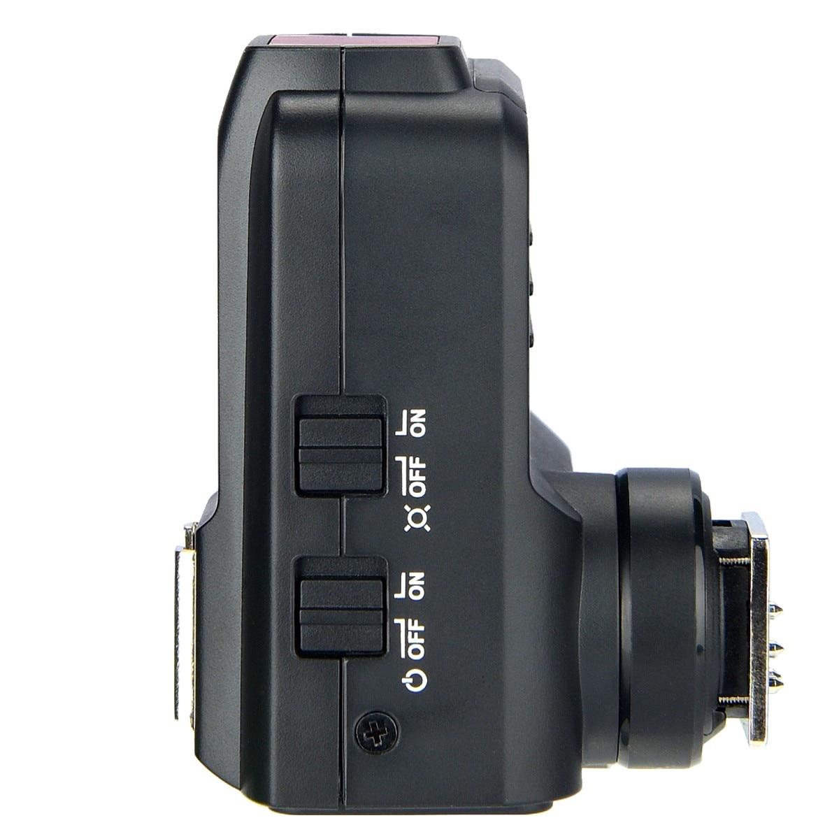Godox X2T-C X2T-N X2T-S X2T-F X2T-O 2.4G TTL HSS Transmitter Wireless Flash Trigger for Canon Nikon Sony Fuji Olympus