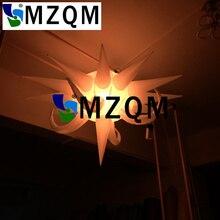 Mzqm Бесплатная доставка 1.6 м надувные привело звезды Для Свадебные украшения