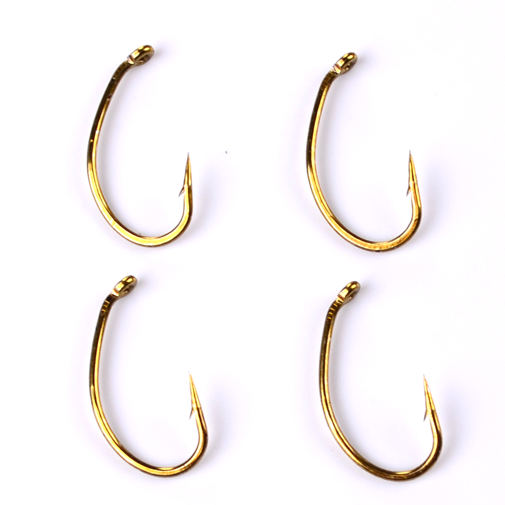 online shop 200pc fly fishing hook 80250-6/8/10/12 size fishhook, Fly Fishing Bait