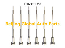 Injector Control Valve Plunger Valve F00VC01358  F 00V C01 358 suitable for injector 0445110291 0445110358 0445110359