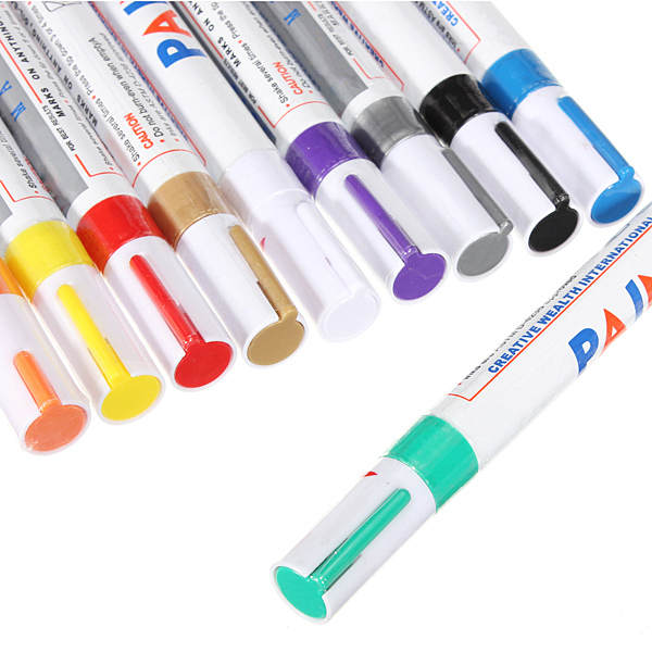 Paint Dry Wipe Pen Medium Tip Pens