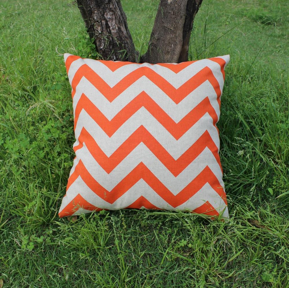 Online Get Cheap Orange Throw Pillow Aliexpress Com