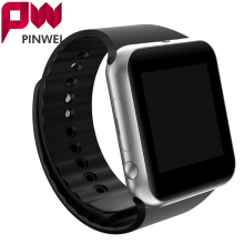 PINWEI Bluetooth Smart Watch Clock Smartwatch Smart Electronics Sport Watch Wristwatch For Android Phone With SIM