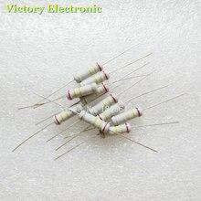 Новый 20 шт./лот 2 Вт 300 К Ом резистор 5%/2 Вт 300kr Ом углерода резистор +/- 5%/2 Вт Цвет кольцо сопротивления оптовая продажа электронных