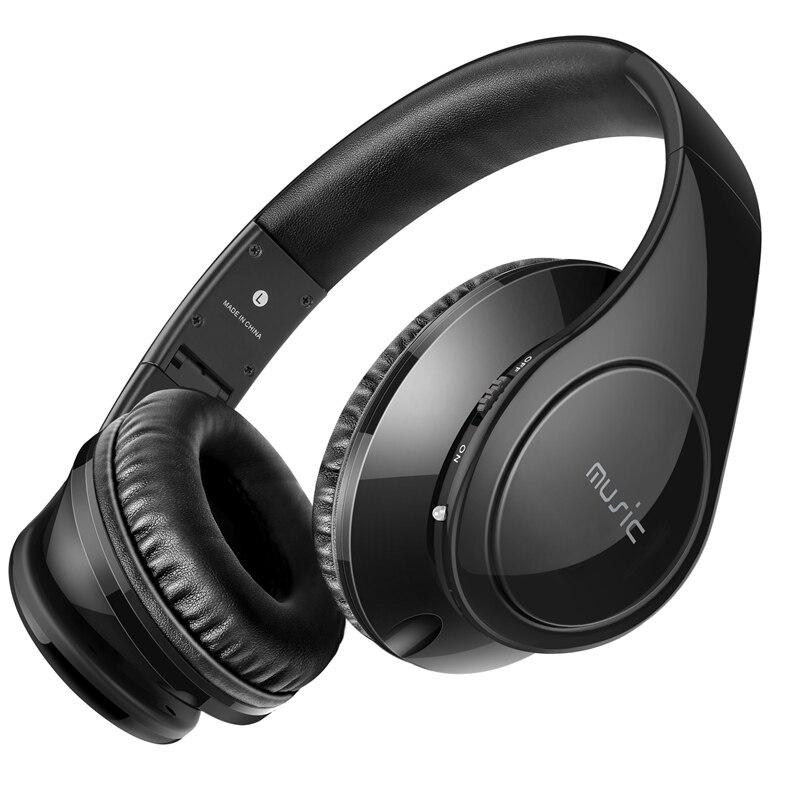 bilder für Bluetooth Kopfhörer für iPhone 7 für TV MP3 Drahtlose Kopfhörer mit Mic für Mädchen Bluetooth headset kopfhörer auriculares