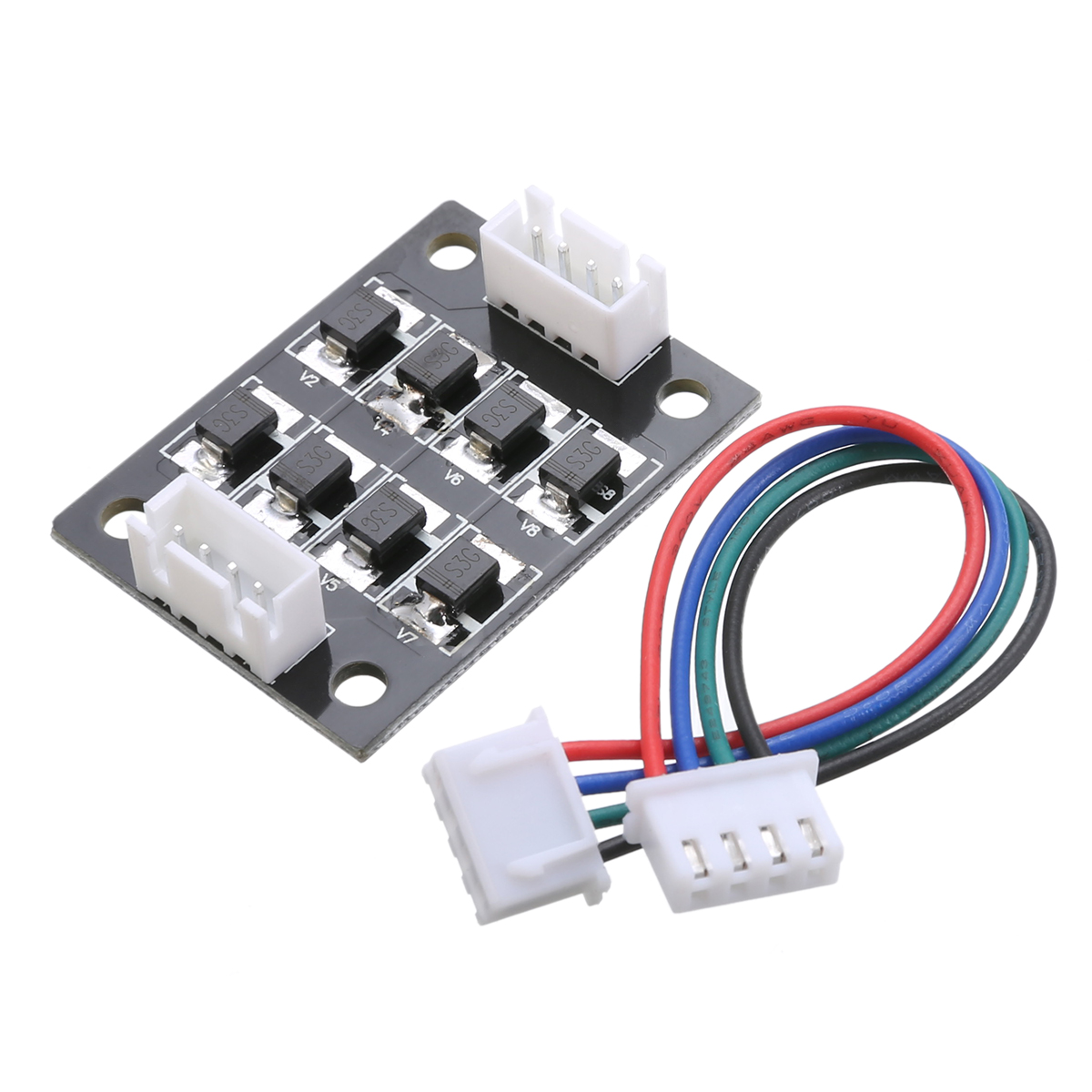 3D Printer Parts TL-Smoother V1.0 Addon Module For 3D Printer Stepper Motor Drivers Anet A8 A6 Ender